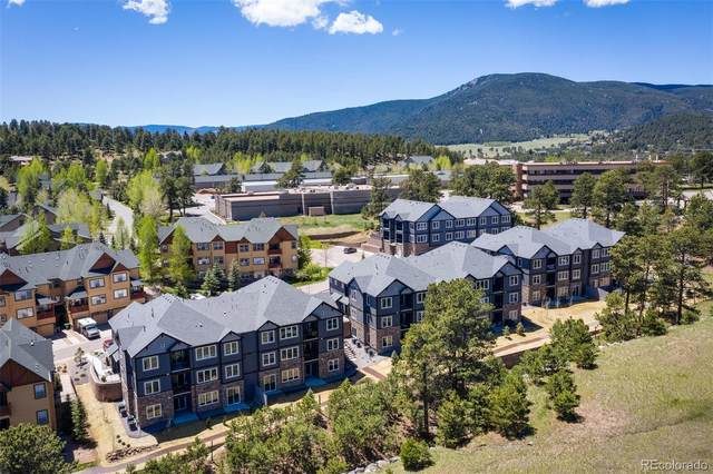 31191 Black Eagle Drive #102, Evergreen, CO 80439 (#6029031) :: Colorado Home Finder Realty