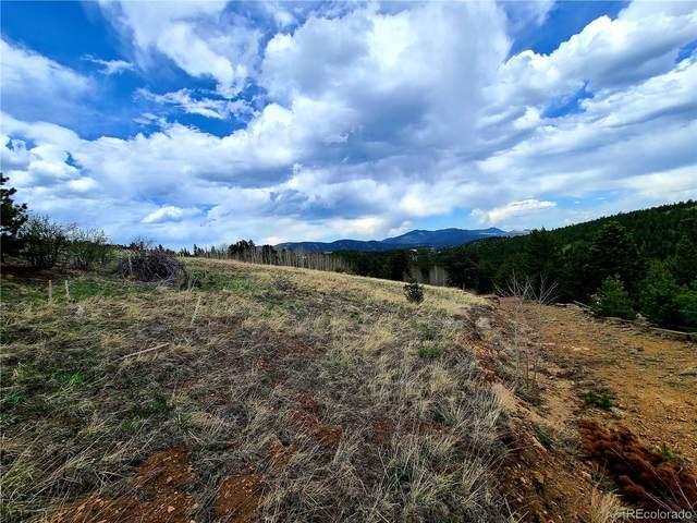 0 Russel Gulch, Central City, CO 80427 (MLS #6029130) :: Find Colorado