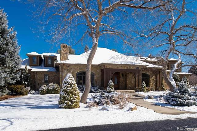 4520 S Downing Circle, Cherry Hills Village, CO 80113 (#6030752) :: Hudson Stonegate Team