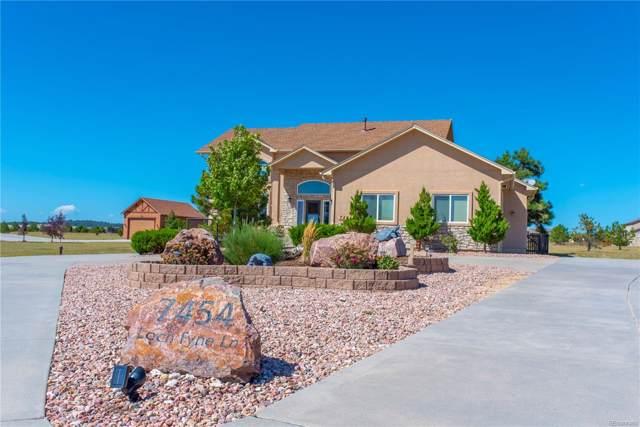 7454 Loch Fyne Lane, Colorado Springs, CO 80908 (#6030958) :: The Peak Properties Group