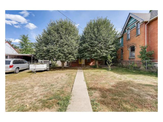 3746 Clay Street, Denver, CO 80211 (#6032850) :: The Pete Cook Home Group