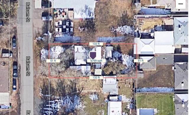 1080 Balsam Street, Lakewood, CO 80214 (MLS #6032877) :: 8z Real Estate