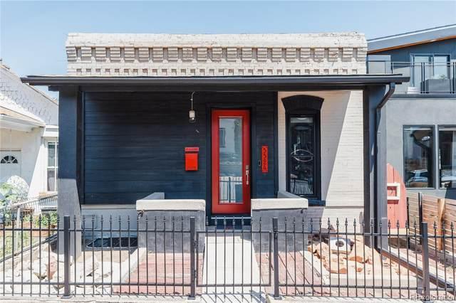 3324 Navajo Street, Denver, CO 80211 (MLS #6035497) :: Find Colorado