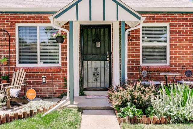 1219 Krameria Street, Denver, CO 80220 (MLS #6035574) :: Keller Williams Realty