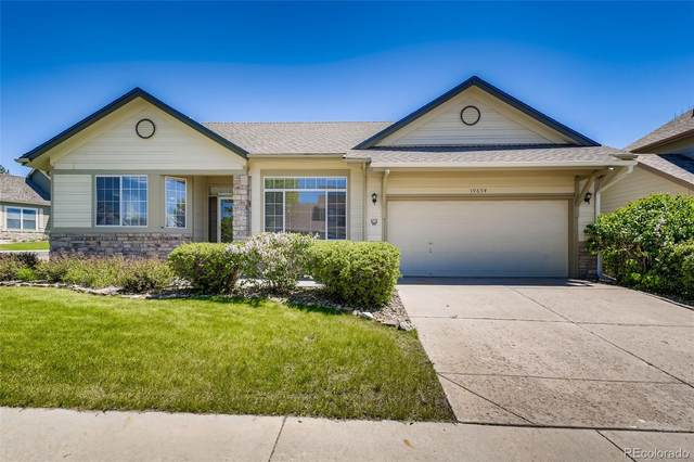 19654 E Clear Creek Trail, Parker, CO 80134 (#6036552) :: The DeGrood Team