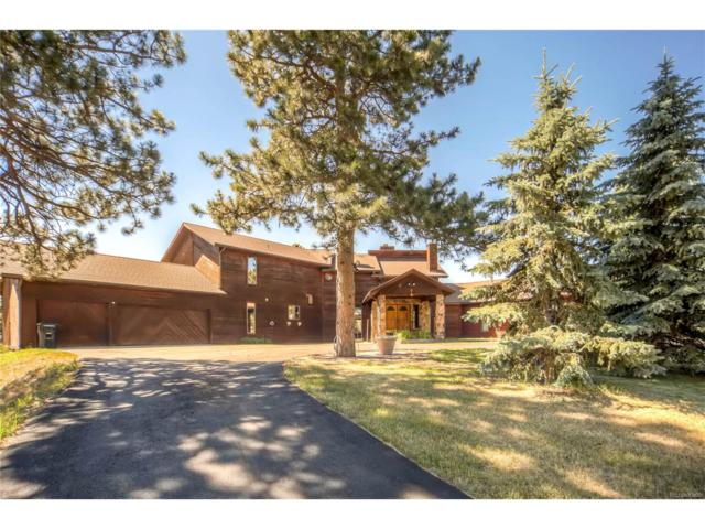 21606 Spring Creek Road, Pine, CO 80470 (#6038598) :: Wisdom Real Estate