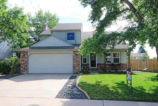 7040 S Flower Street, Littleton, CO 80128 (MLS #6038962) :: 8z Real Estate