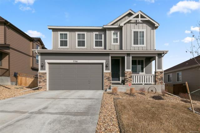 7761 Bandit Drive, Castle Rock, CO 80108 (#6048146) :: Compass Colorado Realty
