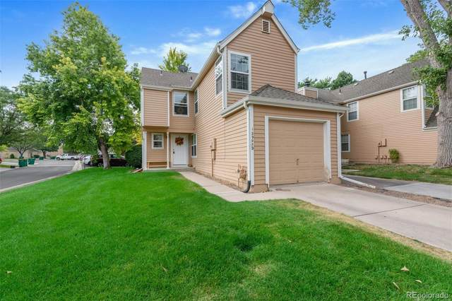 12990 W 63rd Place D, Arvada, CO 80004 (#6048149) :: The Gilbert Group