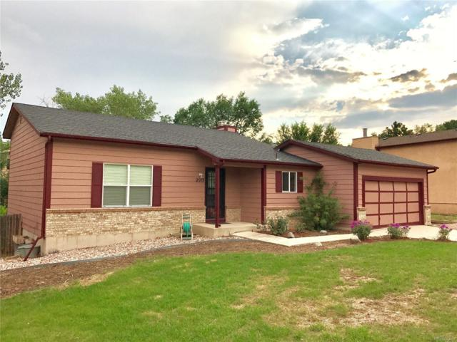2015 Rimwood Drive, Colorado Springs, CO 80918 (MLS #6050405) :: 8z Real Estate