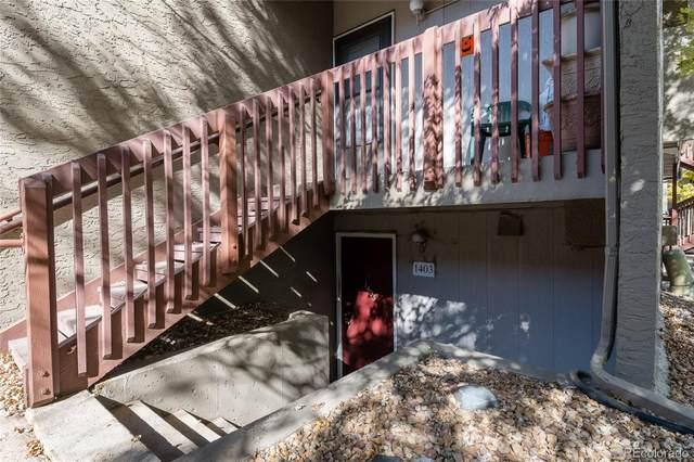 5300 E Cherry Creek South Drive #1403, Denver, CO 80246 (MLS #6052783) :: Keller Williams Realty