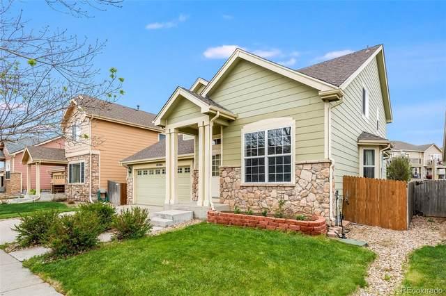 10266 E 112th Way, Commerce City, CO 80640 (#6054555) :: Briggs American Properties