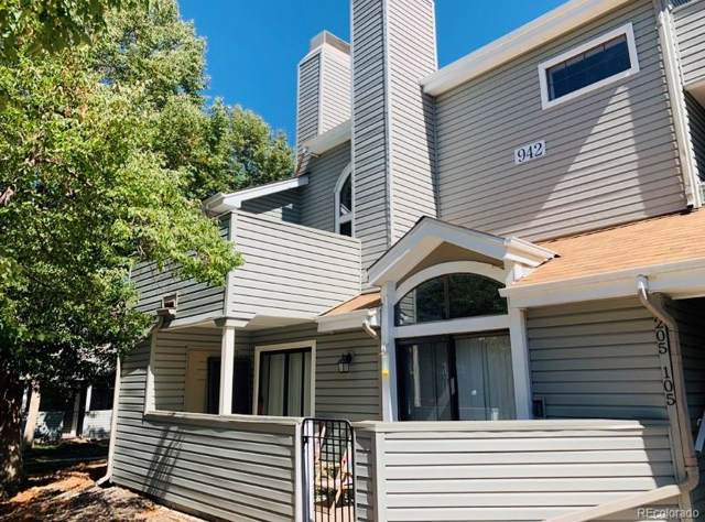 942 S Walden Street #205, Aurora, CO 80017 (MLS #6057449) :: 8z Real Estate