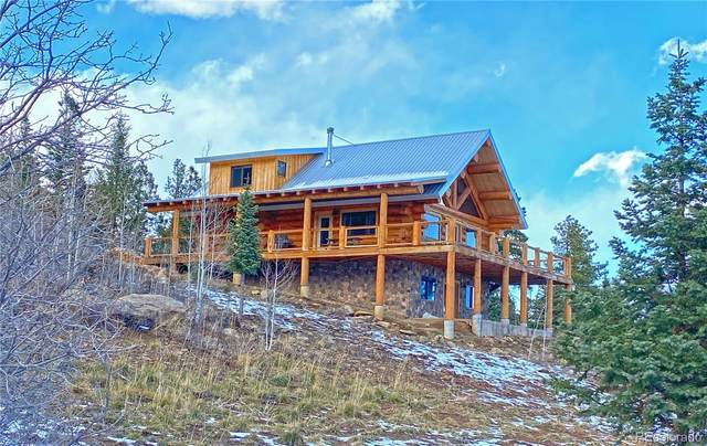 550 Highlands Road, Westcliffe, CO 81252 (#6060467) :: Re/Max Structure