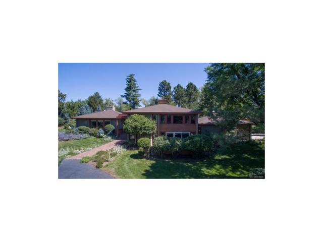 5030 S Albion Way, Cherry Hills Village, CO 80121 (MLS #6064453) :: 8z Real Estate