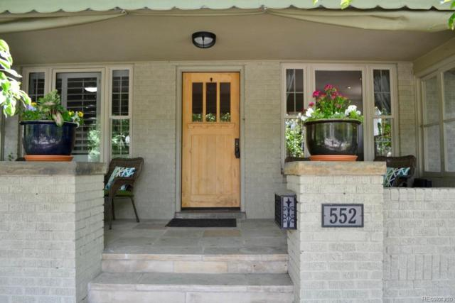 552 N High Street, Denver, CO 80218 (MLS #6065171) :: 8z Real Estate