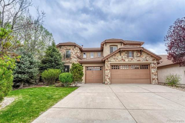 9794 Sunset Hill Circle, Lone Tree, CO 80124 (#6066831) :: Mile High Luxury Real Estate