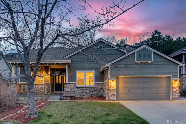 150 White Ash Drive, Golden, CO 80403 (#6066990) :: HomeSmart