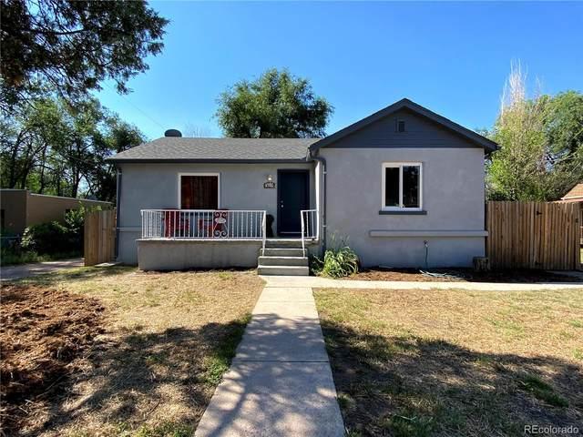 2105 E Willamette Avenue, Colorado Springs, CO 80909 (#6067928) :: Kimberly Austin Properties