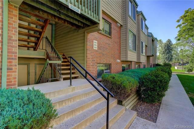 3558 S Depew Street #104, Lakewood, CO 80235 (#6069446) :: Kimberly Austin Properties
