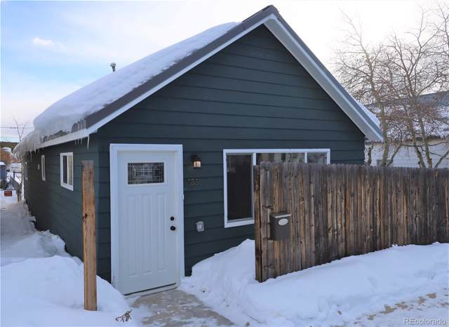 133 W 3rd Street, Leadville, CO 80461 (#6072351) :: The Healey Group
