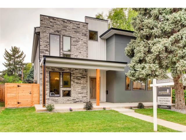 1221 S Harrison Street, Denver, CO 80210 (#6074792) :: Thrive Real Estate Group
