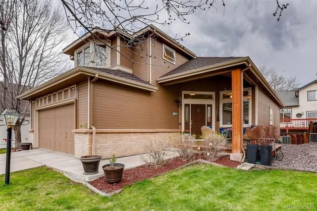 2613 S Iris Street, Lakewood, CO 80227 (#6077009) :: HomeSmart