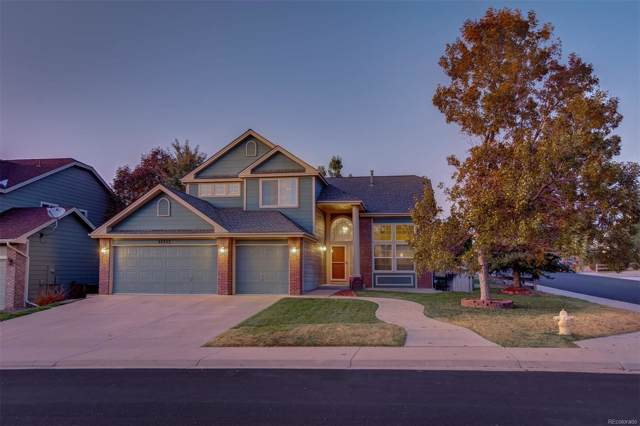 22353 Eagle Run Lane, Parker, CO 80138 (#6078936) :: The Healey Group