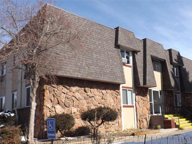 9650 Huron Street #18, Thornton, CO 80260 (MLS #6080403) :: Keller Williams Realty