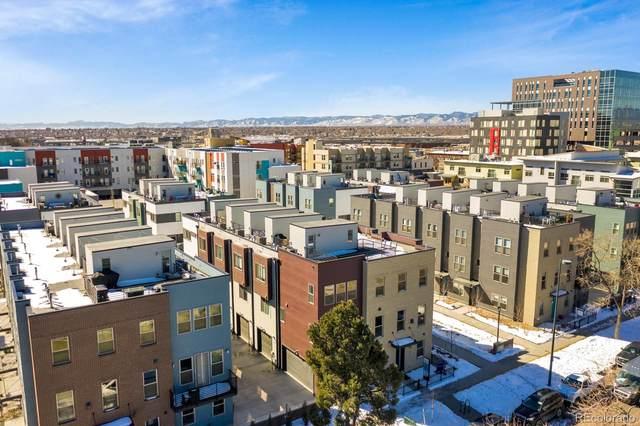 1212 W 11th Avenue, Denver, CO 80204 (#6081146) :: Mile High Luxury Real Estate