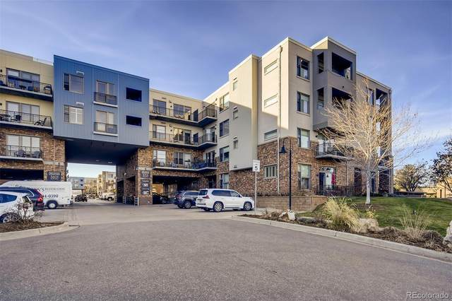 3701 Arapahoe Avenue #309, Boulder, CO 80303 (MLS #6085261) :: The Sam Biller Home Team