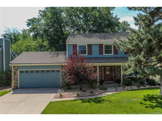 6952 S Niagara Court, Centennial, CO 80112 (MLS #6087378) :: 8z Real Estate