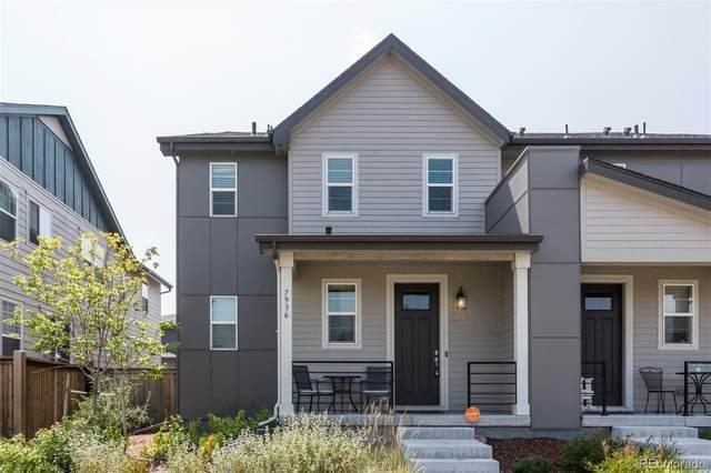 7936 E 53rd Drive, Denver, CO 80238 (MLS #6088375) :: The Sam Biller Home Team