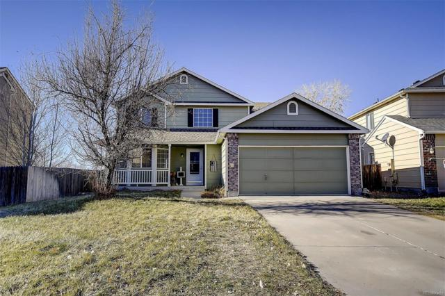 23141 Blackwolf Way, Parker, CO 80138 (#6089014) :: Sellstate Realty Pros