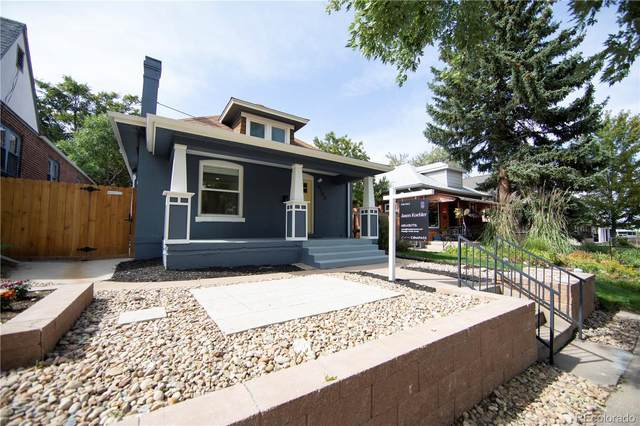 3753 Stuart Street, Denver, CO 80212 (#6090426) :: Bring Home Denver with Keller Williams Downtown Realty LLC