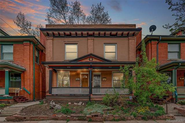 2110 E 17th Avenue, Denver, CO 80206 (MLS #6094276) :: Bliss Realty Group
