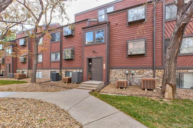 333 W Lehow Avenue #22, Englewood, CO 80110 (#6097369) :: The DeGrood Team