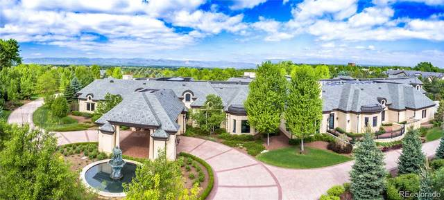 8 Cherry Hills Park Drive, Cherry Hills Village, CO 80113 (#6097947) :: Venterra Real Estate LLC
