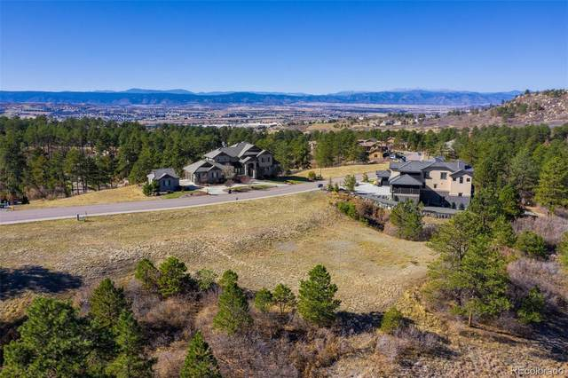 1839 Avenida Del Sol, Castle Rock, CO 80104 (#6102611) :: The Dixon Group