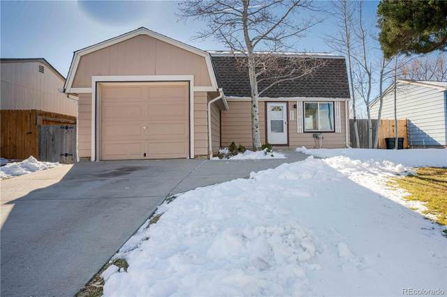 9630 W 104th Drive, Westminster, CO 80021 (MLS #6102872) :: The Sam Biller Home Team