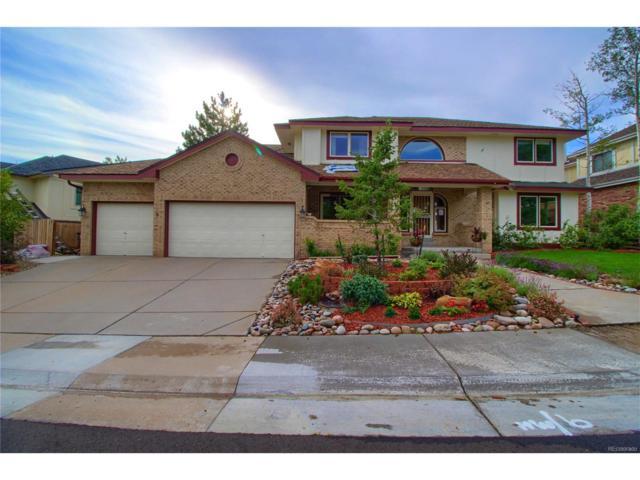 107 Mc Intyre Circle, Golden, CO 80401 (MLS #6103417) :: 8z Real Estate