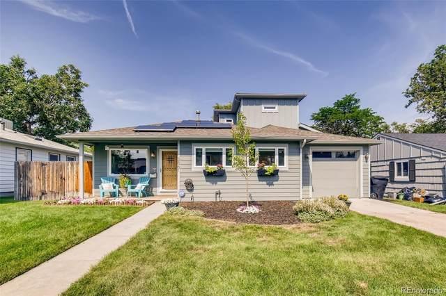 2861 S Harrison Street, Denver, CO 80210 (#6103524) :: Venterra Real Estate LLC