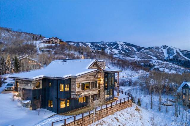 145 Deer Clover Lane, Steamboat Springs, CO 80487 (#6106412) :: The Scott Futa Home Team