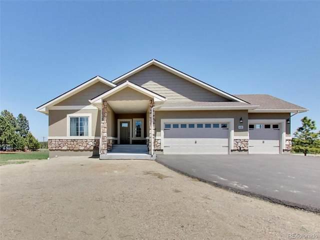 4160 Highview Drive, Colorado Springs, CO 80908 (MLS #6107447) :: 8z Real Estate