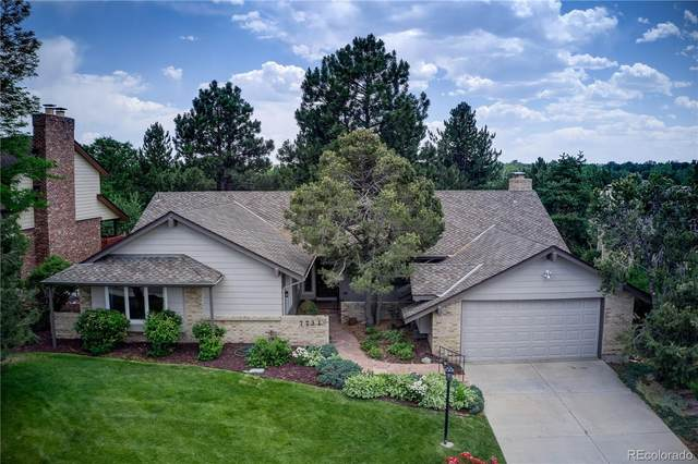 7731 S Ash Court, Centennial, CO 80122 (#6107498) :: Bring Home Denver with Keller Williams Downtown Realty LLC
