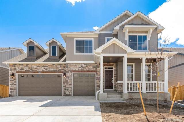 512 N Golden Eagle Parkway, Brighton, CO 80601 (#6112390) :: The DeGrood Team
