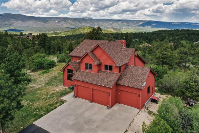8015 Eagle Road, Larkspur, CO 80118 (#6116562) :: The Heyl Group at Keller Williams