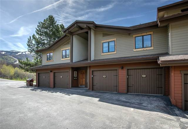 1700 Ranch Road #222, Steamboat Springs, CO 80487 (#6117660) :: The DeGrood Team