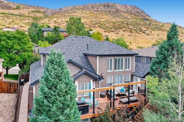 1324 Pine View Road, Golden, CO 80403 (MLS #6118793) :: 8z Real Estate