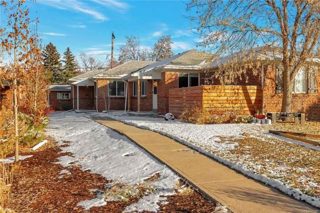 1414 Spruce Street, Denver, CO 80220 (MLS #6120936) :: Bliss Realty Group